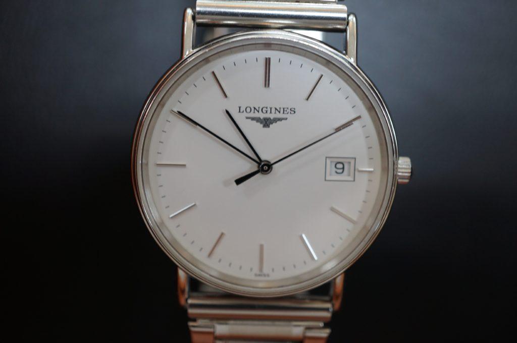 No.1627  LONGINES (ロンジン)  クォーツ式 腕時計を修理しました