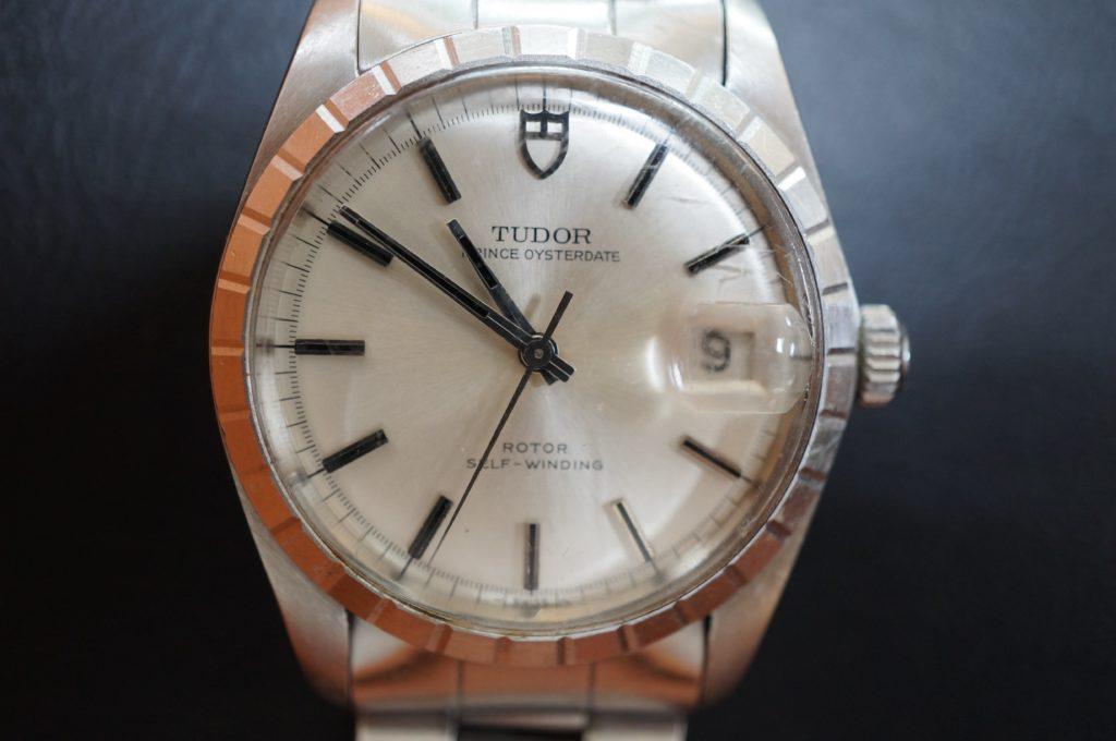 No.1630  TUDOR  (チュードル ) 自動巻き腕時計を修理しました