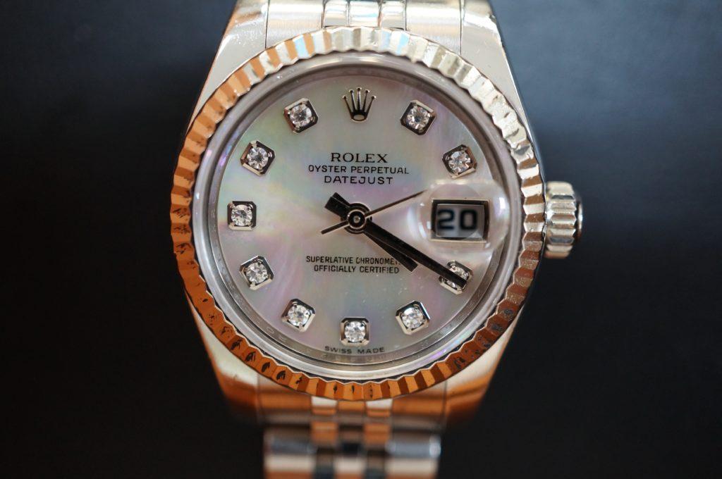 No.1703  ROLEX  (ロレックス ) 自動巻き腕時計を修理しました