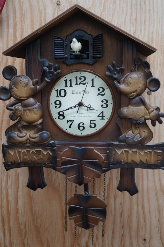 No.1726  ハト時計クォーツ式を修理しました