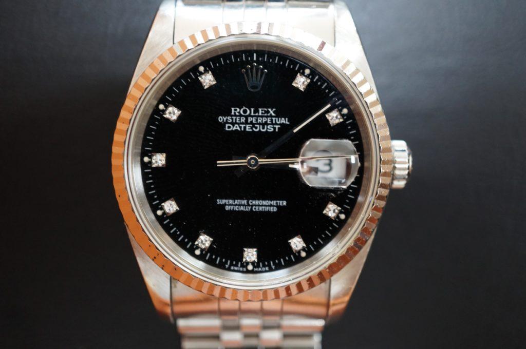 No.1721  ROLEX  (ロレックス ) 自動巻き腕時計を修理しました