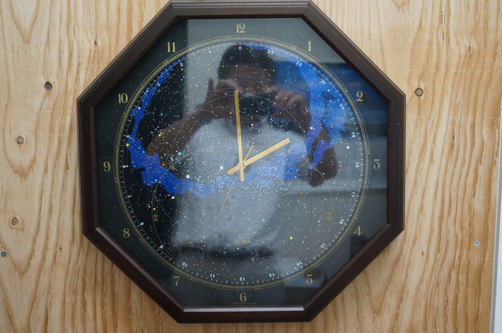 No.1750  CITIZEN  (シチズン ) クォーツ式  掛け時計を修理しました