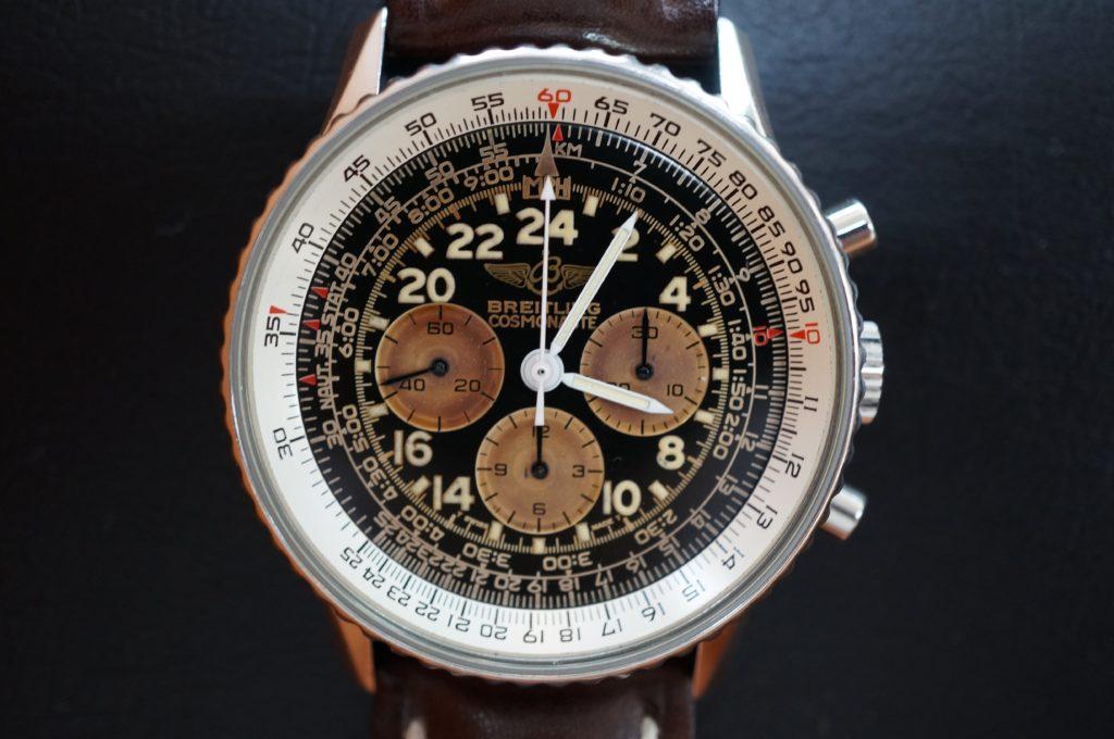 No.1744  BREITLING (ブライトリング) 自動巻き 腕時計を修理しました