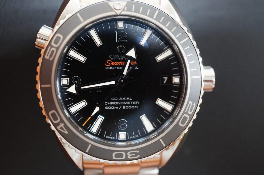 No.1749  OMEGA Seamaster (オメガ シーマスター) 自動巻き腕時計を修理しました