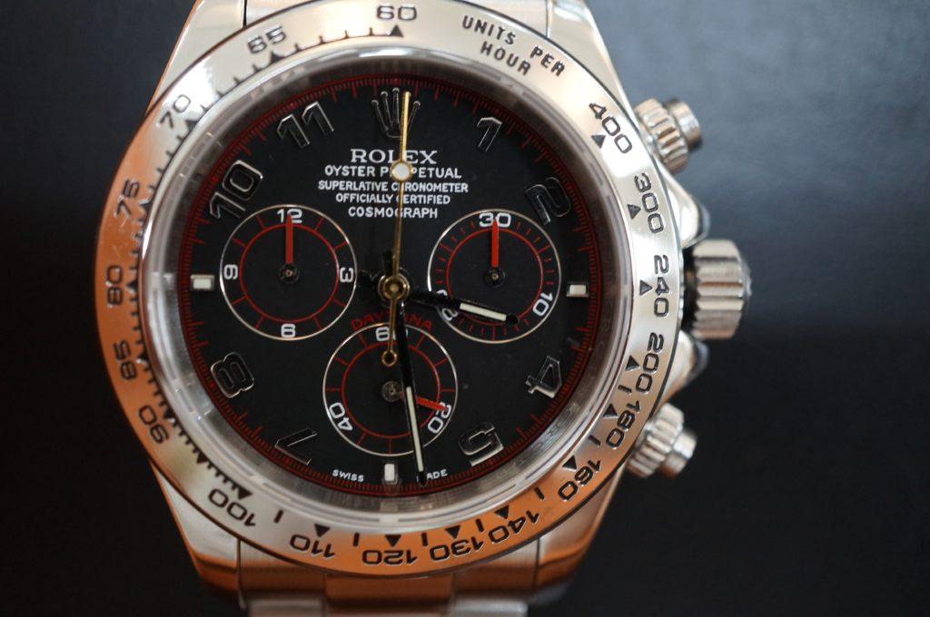 No.1800  ROLEX  (ロレックス  コピー) 自動巻き腕時計を修理しました