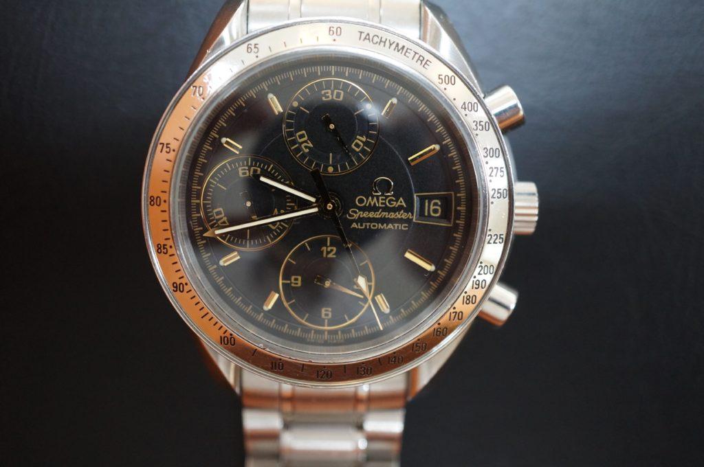 No.1769  OMEGA Speedmaster (オメガスピードマスター) 自動巻き 腕時計を修理しました