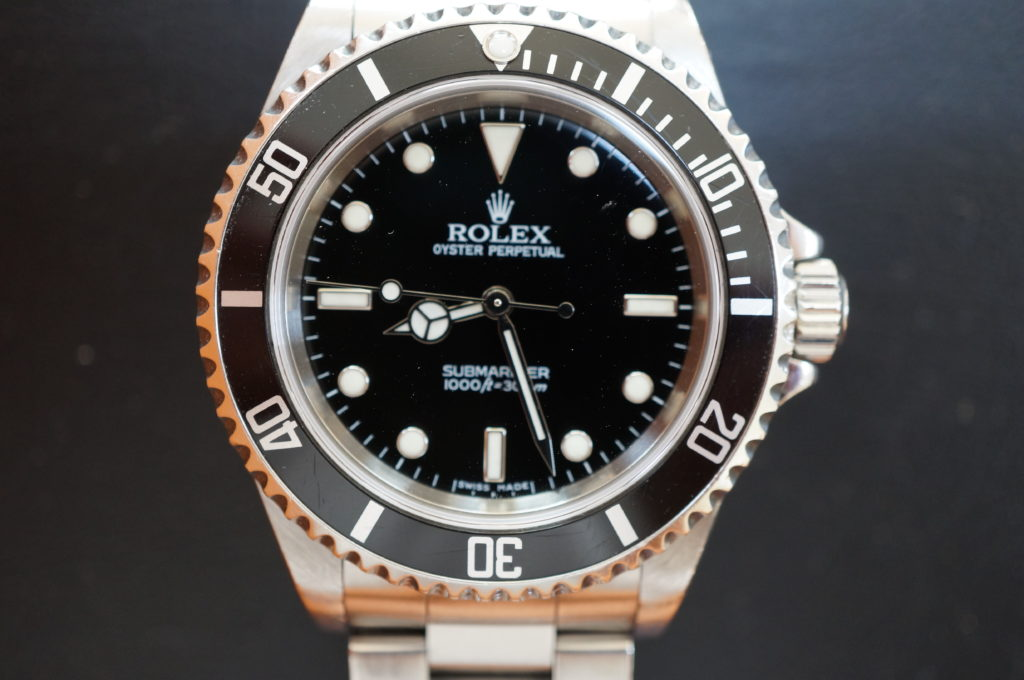 No.1808  ROLEX  (ロレックス ) 自動巻き腕時計を修理しました