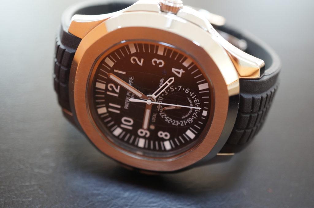 No.1805  PATEK PHILPPE  (パテックフィリップ ) コピー 自動巻き腕時計を修理しました