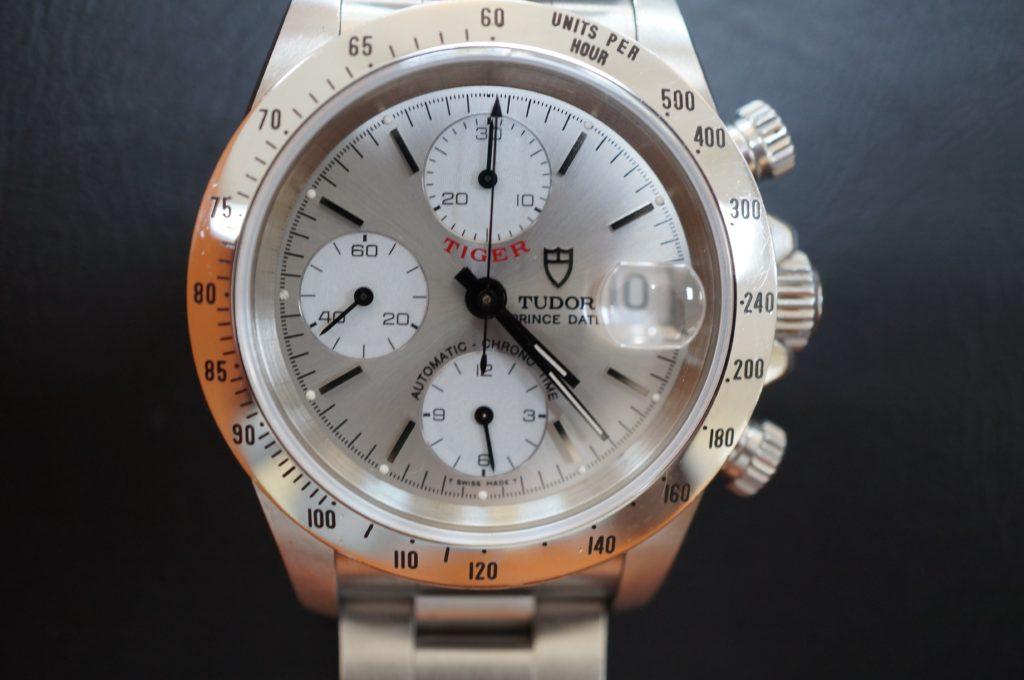 No.1824  TUDOR  (チュードル ) 自動巻き腕時計を修理しました
