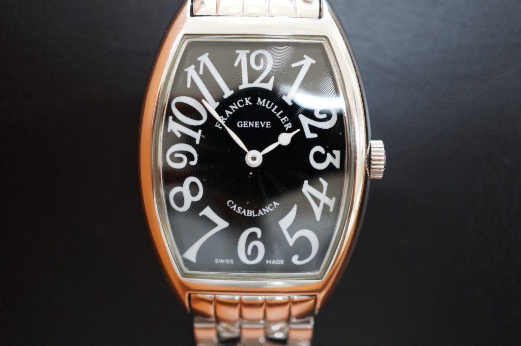 No.1826  FRANCK MULLER (フランクミュラー )コピー 自動巻き腕時計を修理しました