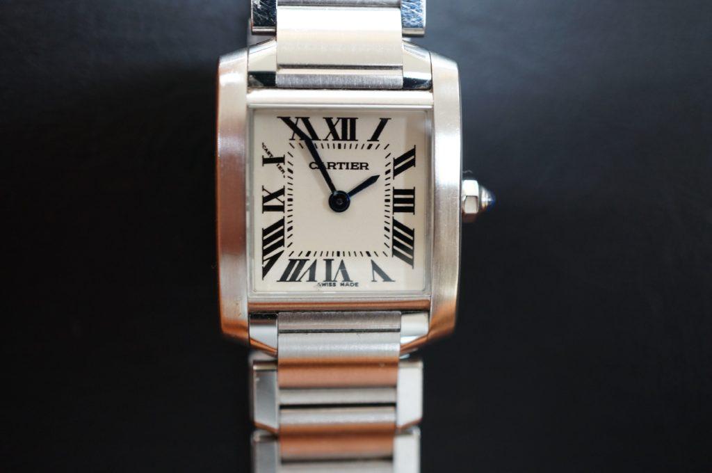 No.1825  CARTER (カルティエ ) 自動巻き腕時計を修理しました