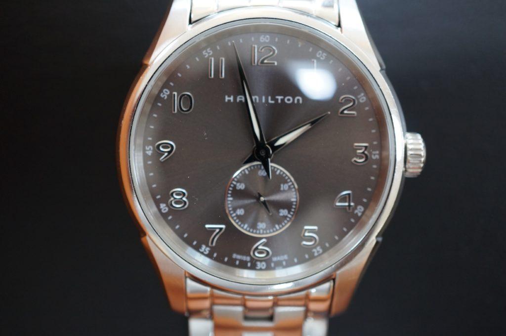 No.1823  HAMILTON (ハミルトン) 自動巻 腕時計を修理しました