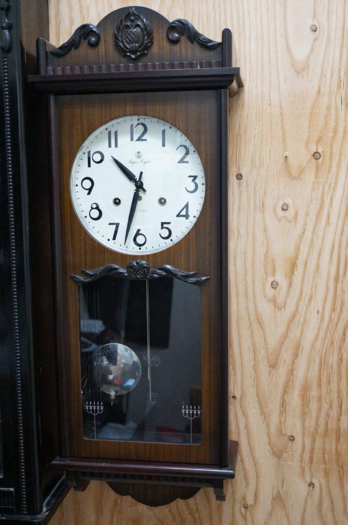 No.1842  SEIKO (セイコー)  ゼンマイ式 掛け時計を修理しました