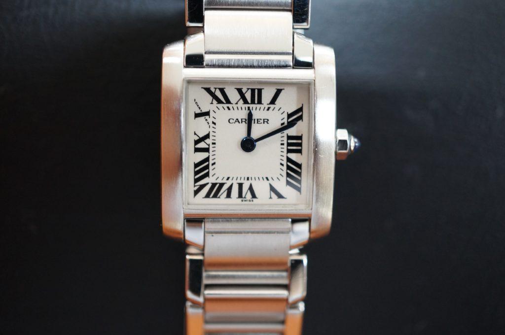 No.1865  CARTER (カルティエ ) 自動巻き腕時計を修理しました