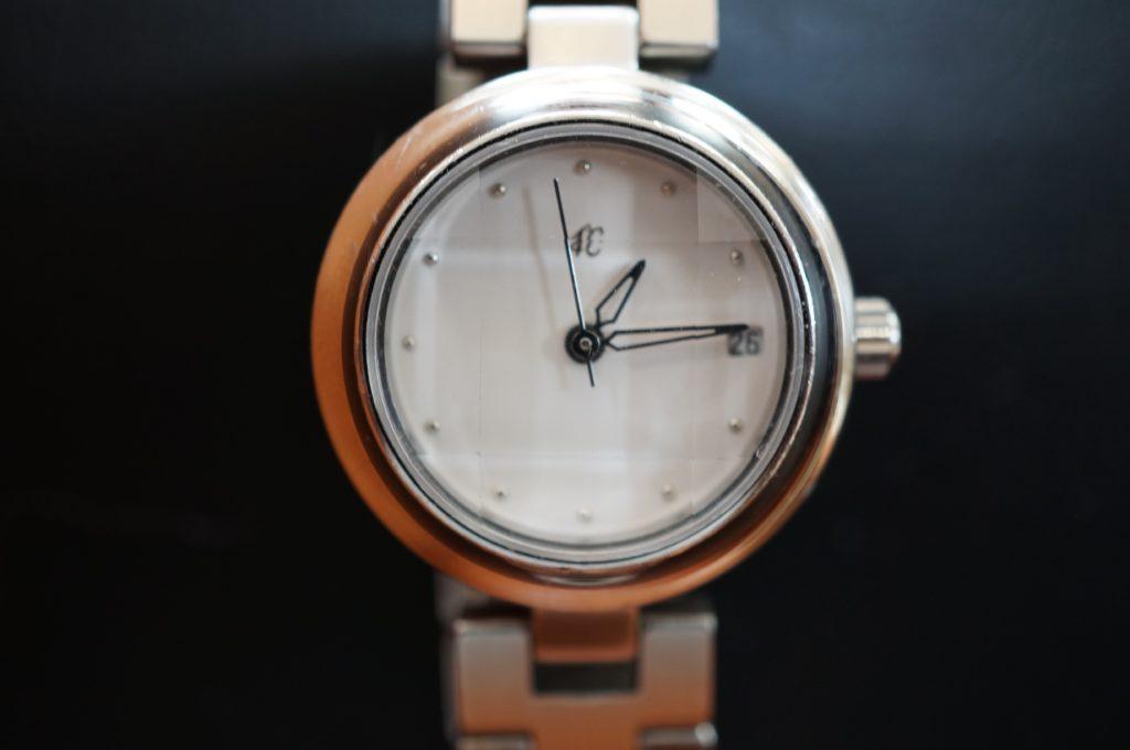 No.1869  4C 自動巻 腕時計を修理しました