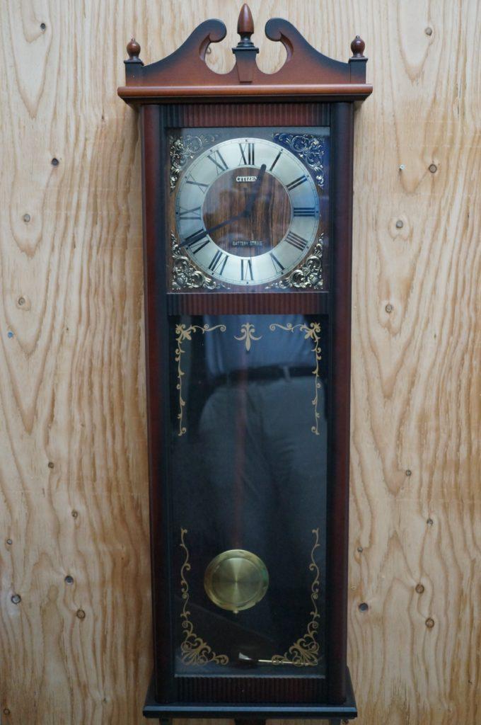 No.1906  CITIZEN  (シチズン ) クォーツ式 掛時計を修理しました