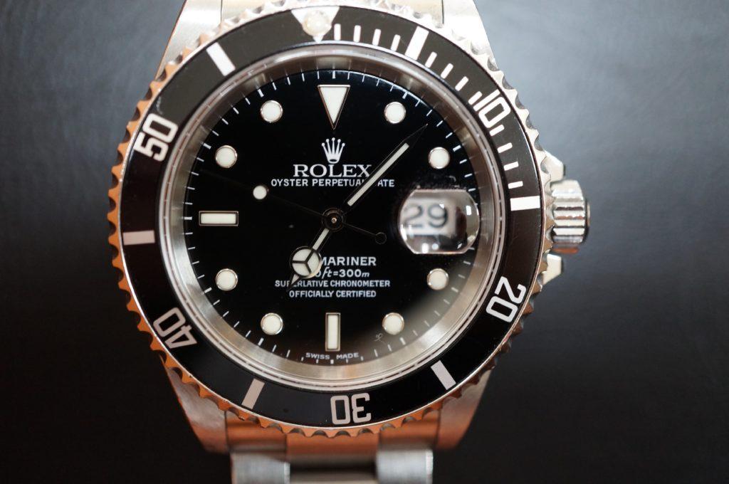 No.1905  ROLEX  (ロレックス ) 自動巻き腕時計を修理しました