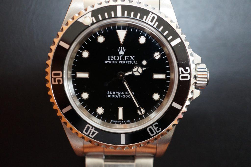 No.1901  ROLEX  (ロレックス ) 自動巻き腕時計を修理しました