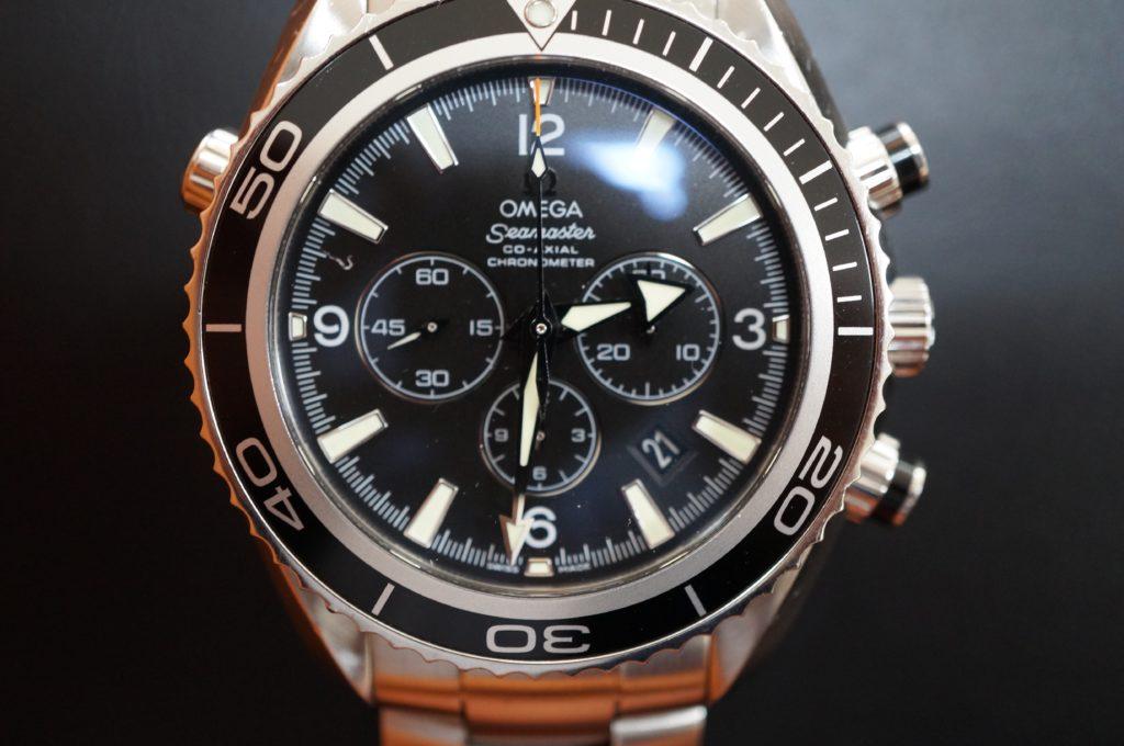 No.1910  OMEGA Speedmaster (オメガスピードマスター) 自動巻き 腕時計を修理しました