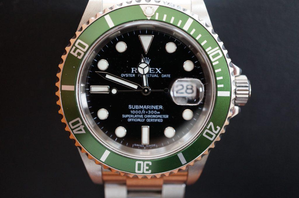 No.1904  ROLEX  (ロレックス ) 自動巻き腕時計を修理しました