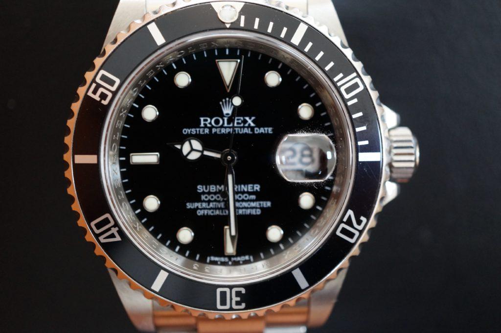 No.1903  ROLEX  (ロレックス ) 自動巻き腕時計を修理しました