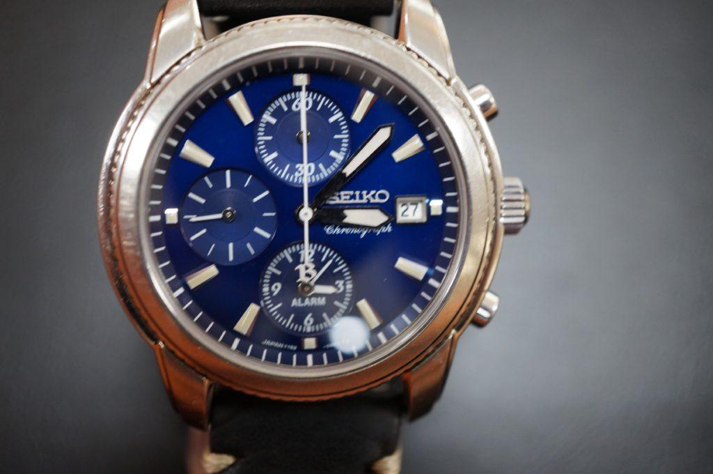 No.1926  SEIKO  (セイコー ) クォーツ式 腕時計を修理しました