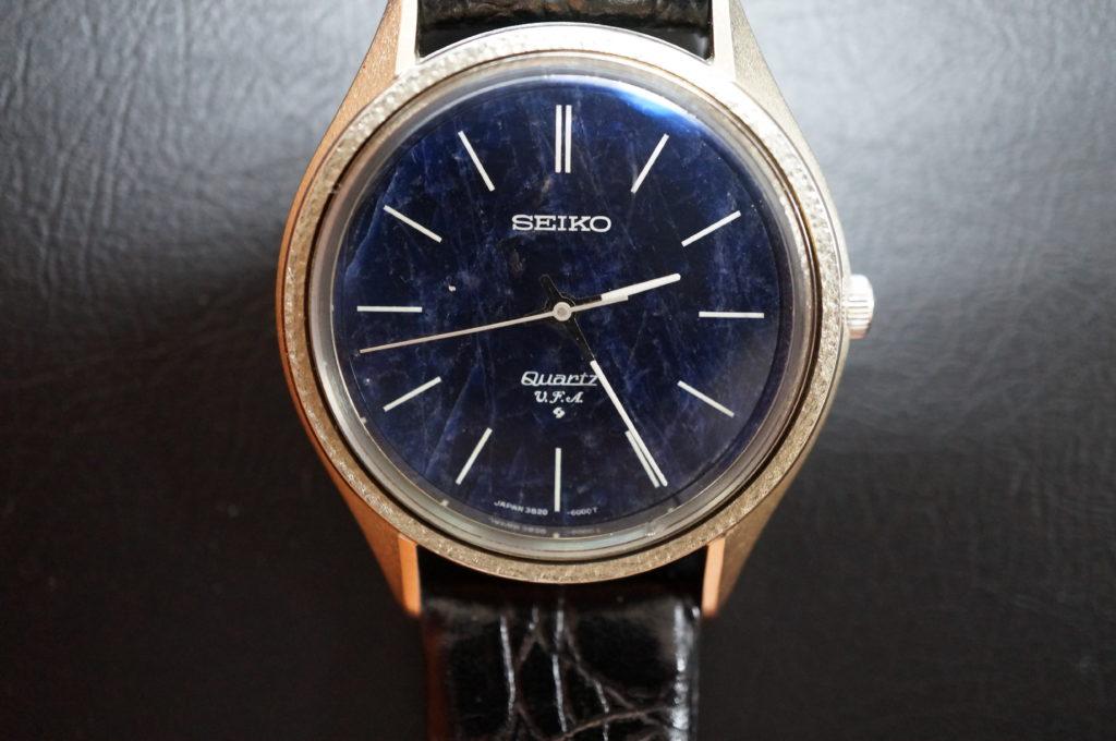No.1957  SEIKO  (セイコー ) クォーツ式 腕時計を修理しました