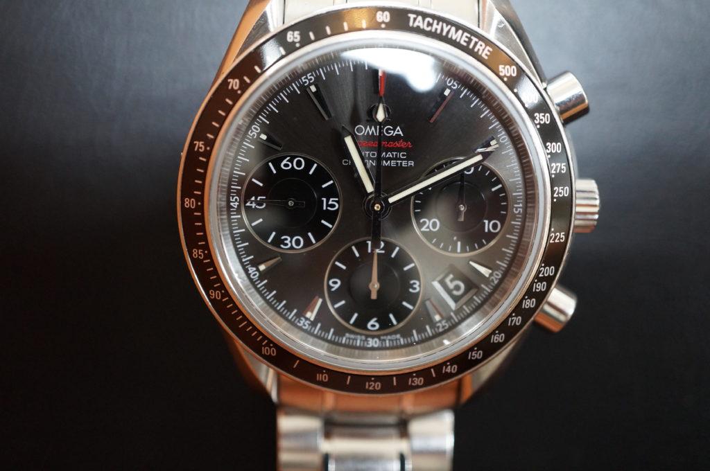 No.1954  OMEGA Speedmaster (オメガスピードマスター) 自動巻き 腕時計を修理しました