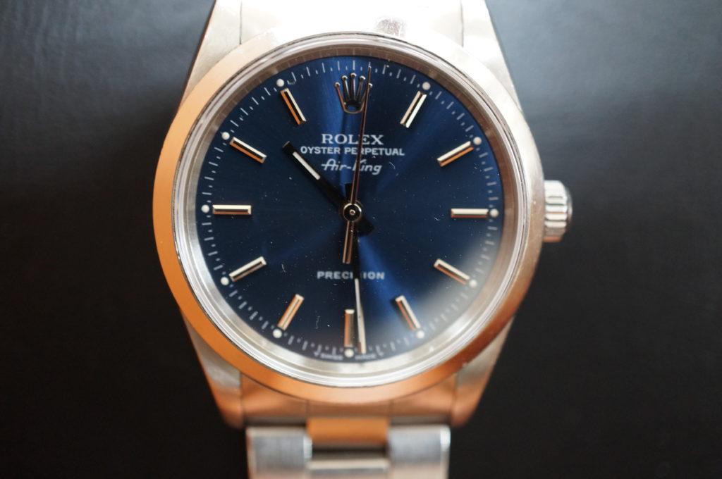No.1952  ROLEX  (ロレックス ) 自動巻き腕時計を修理しました
