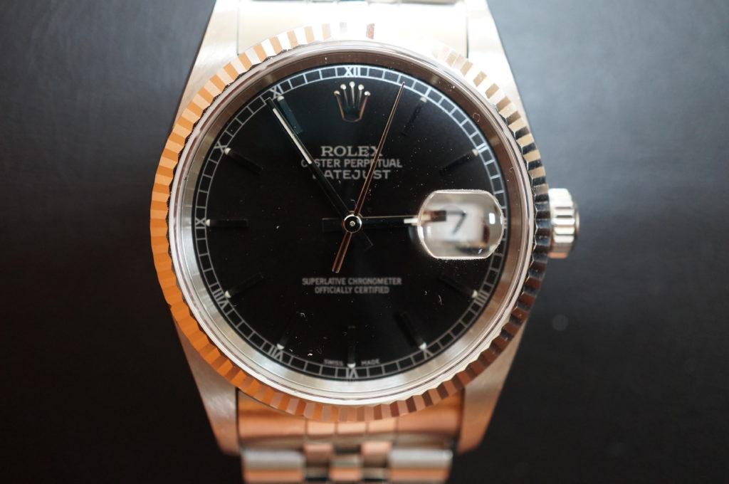 No.1941  ROLEX  (ロレックス ) 自動巻き腕時計を修理しました