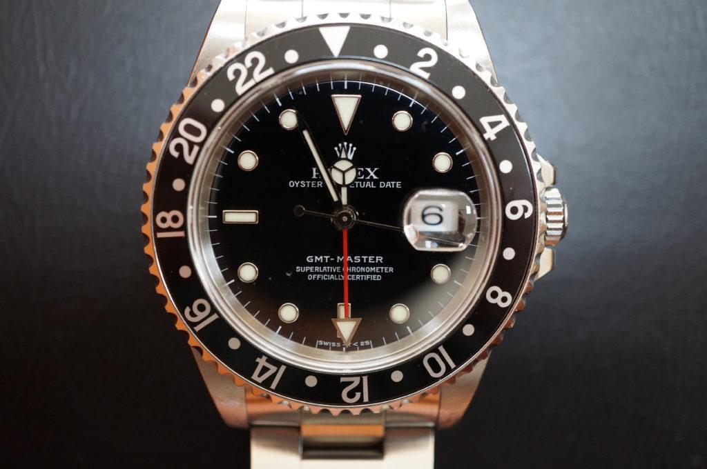 No.1949  ROLEX  (ロレックス ) 自動巻き腕時計を修理しました