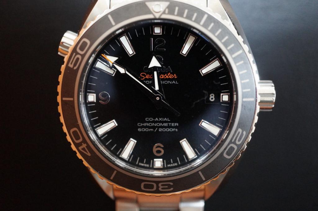 No.1973  OMEGA Seamaster CO-AXIAL ( シーマスターコーアクシャル) 自動巻き腕時計を修理しました