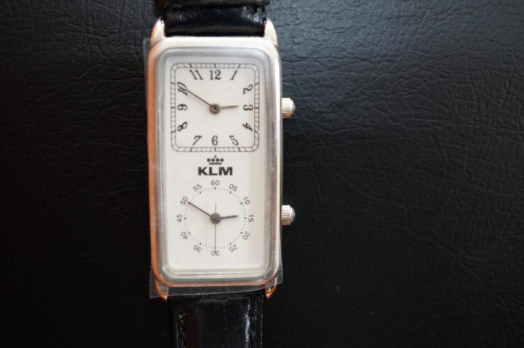 No.2008  KLT  オリジナル クォーツ式 腕時計を修理しました