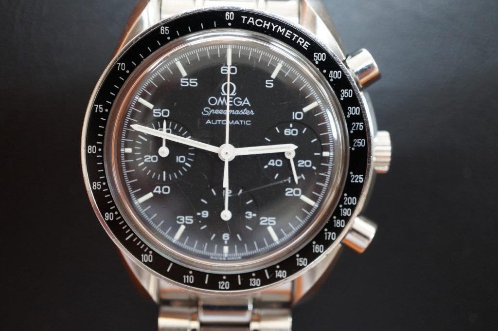 No.2005  OMEGA Speedmaster (オメガスピードマスター) 自動巻き 腕時計を修理しました