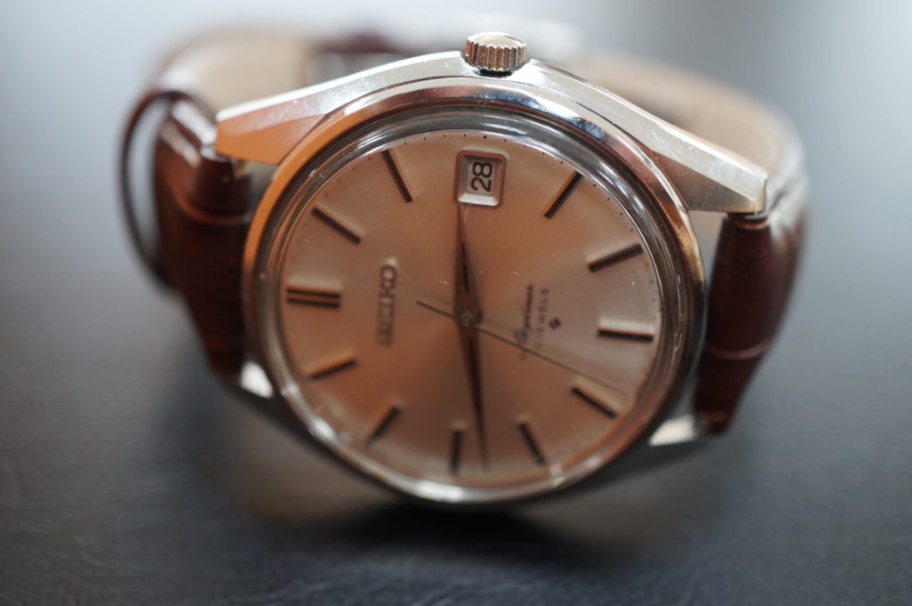 No.2024  SEIKO  (セイコー ) 自動巻き 腕時計を修理しました