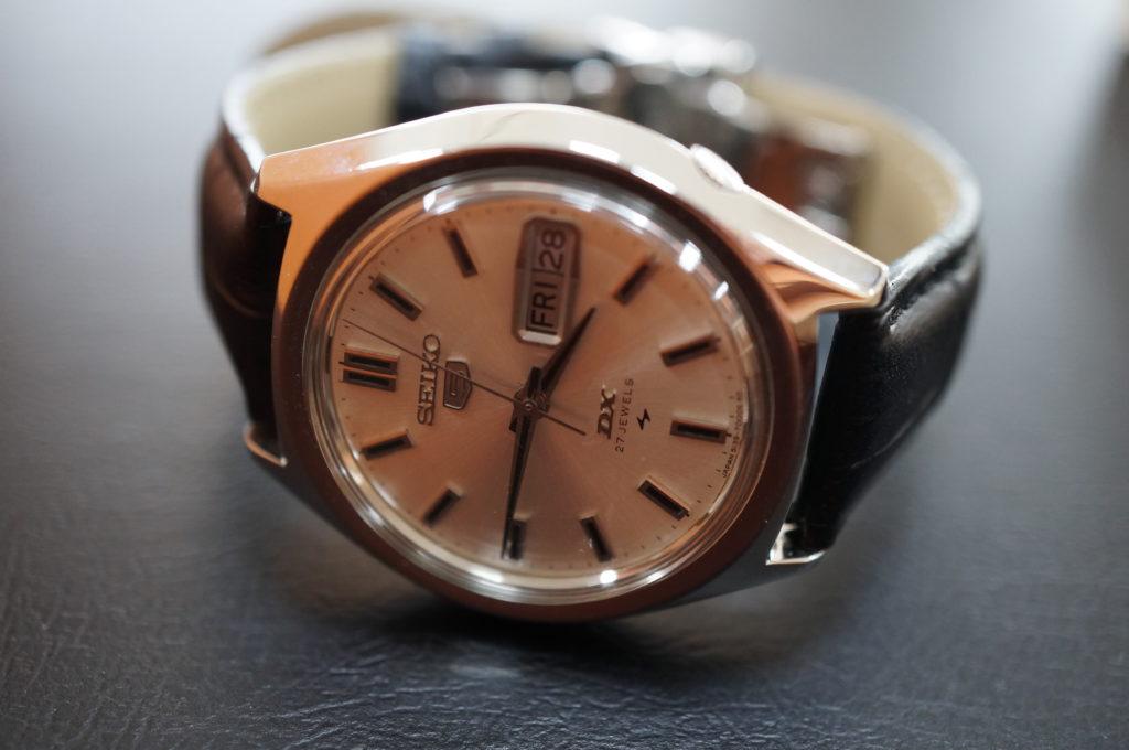 No.2023  SEIKO  (セイコー ) 自動巻き 腕時計を修理しました