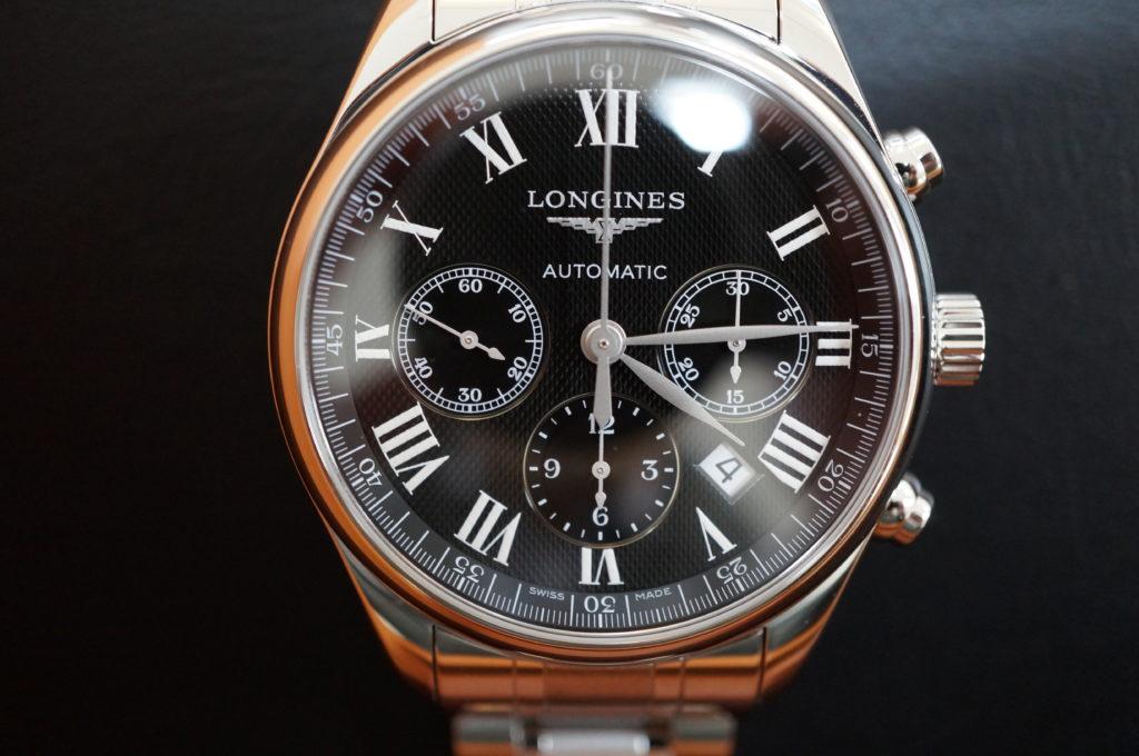 No.2020  LONGINES  (ロンジン ) 自動巻 時計を修理しました