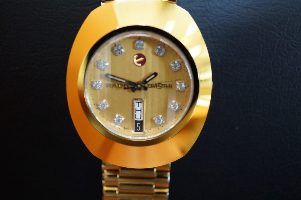 No.2021  RADO  (ラドー ) 自動巻 時計を修理しました