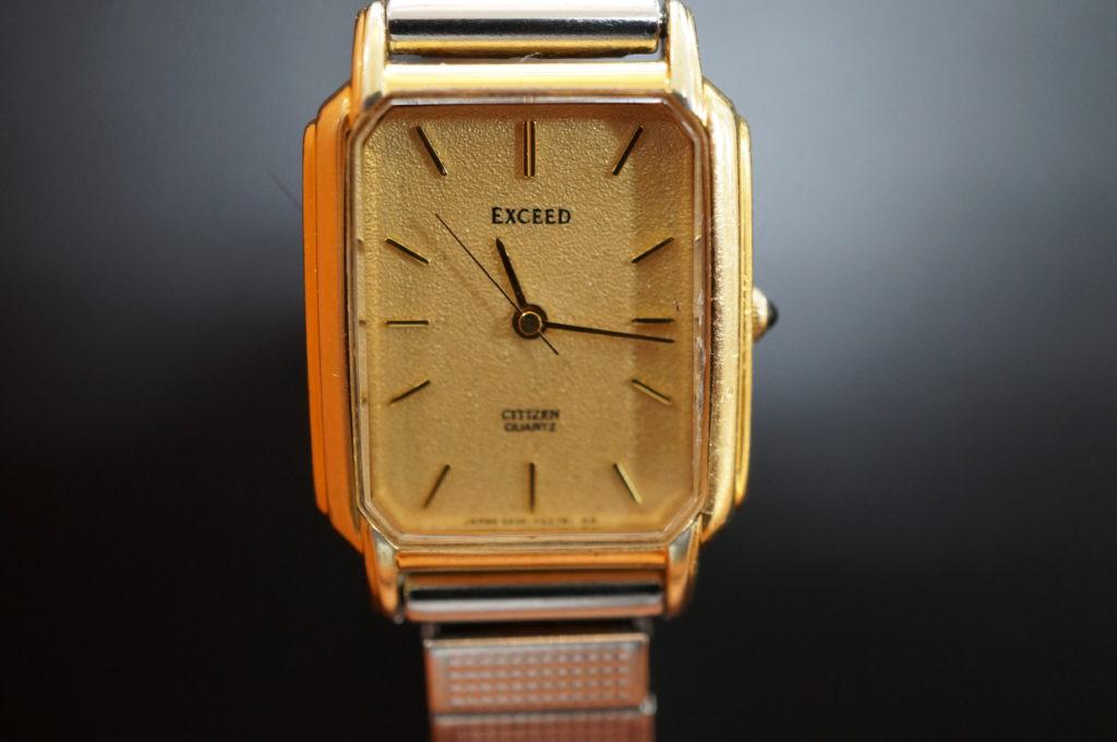 No.2028  SEIKO  (セイコー ) クォーツ式 腕時計を修理しました
