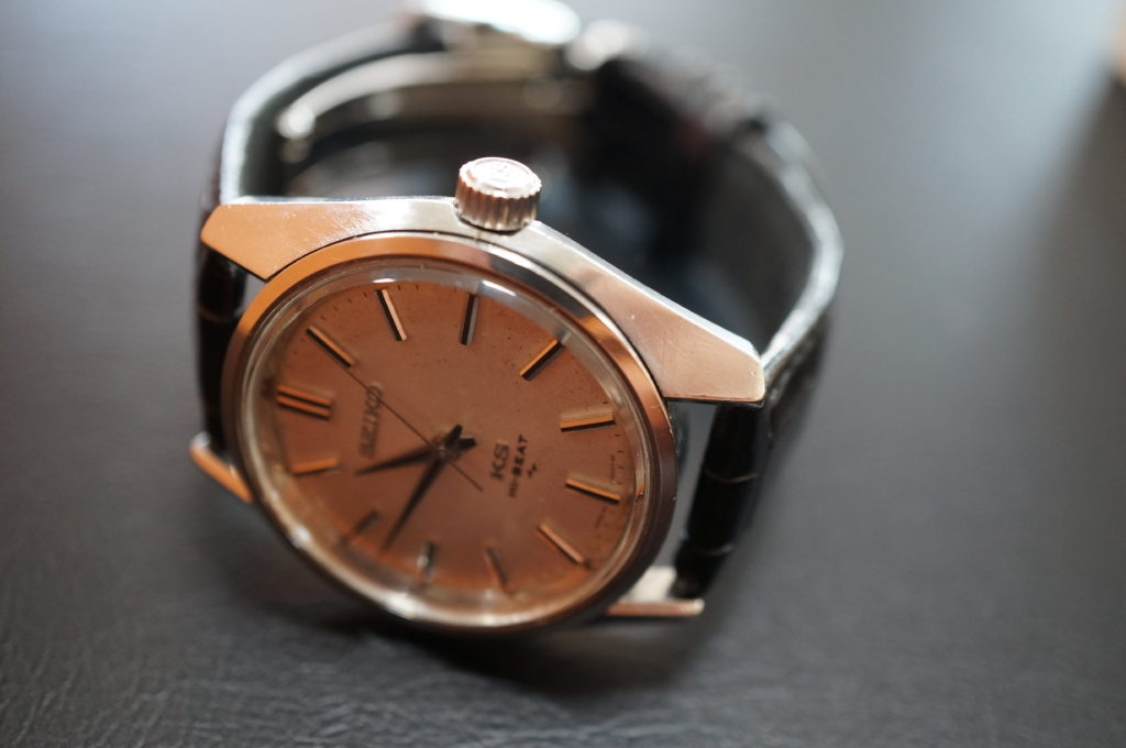 No.2025  SEIKO  (セイコー ) 自動巻き 腕時計を修理しました