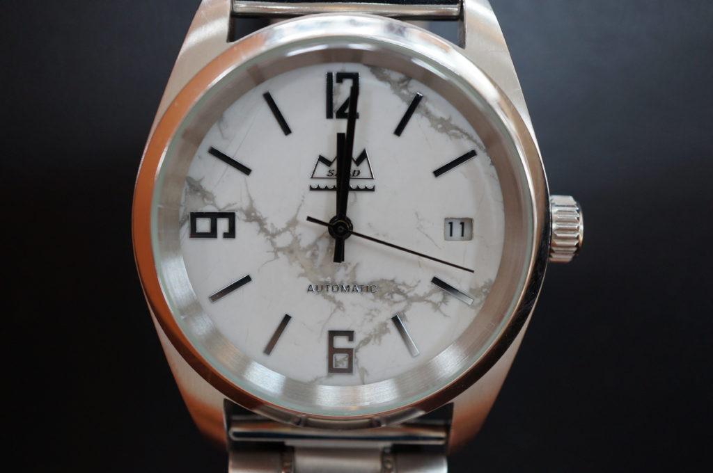 No.2064  SAAD 自動巻き 腕時計を修理しました