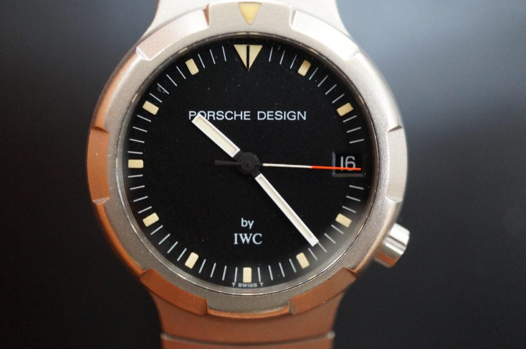 No.2049  IWC  (インターナショナル・ウォッチ・カンパニー) 自動巻き時計を修理しました