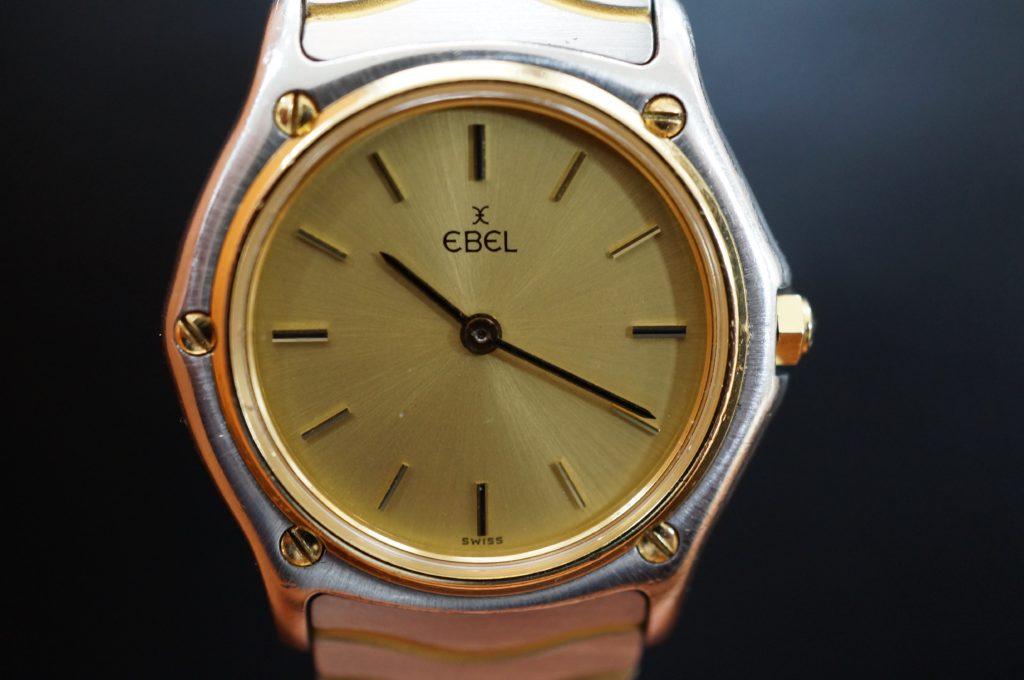 No.2090  EBEL (エベル ) クオーツ式 腕時計を修理しました