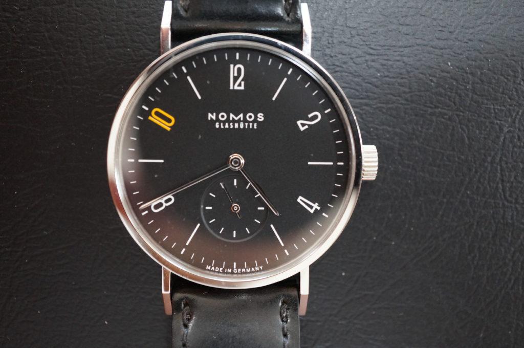 No.2108  NOMOS  (ノモス ) 自動巻き腕時計を修理しました