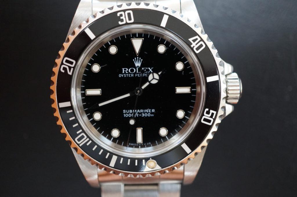 No.2109  ROLEX  (ロレックス ) 自動巻き腕時計を修理しました