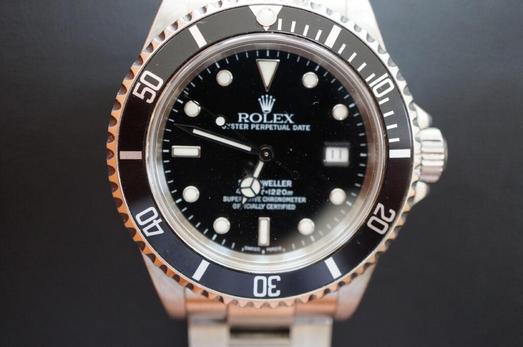 No.2232  ROLEX  (ロレックス ) 自動巻き腕時計を修理しました