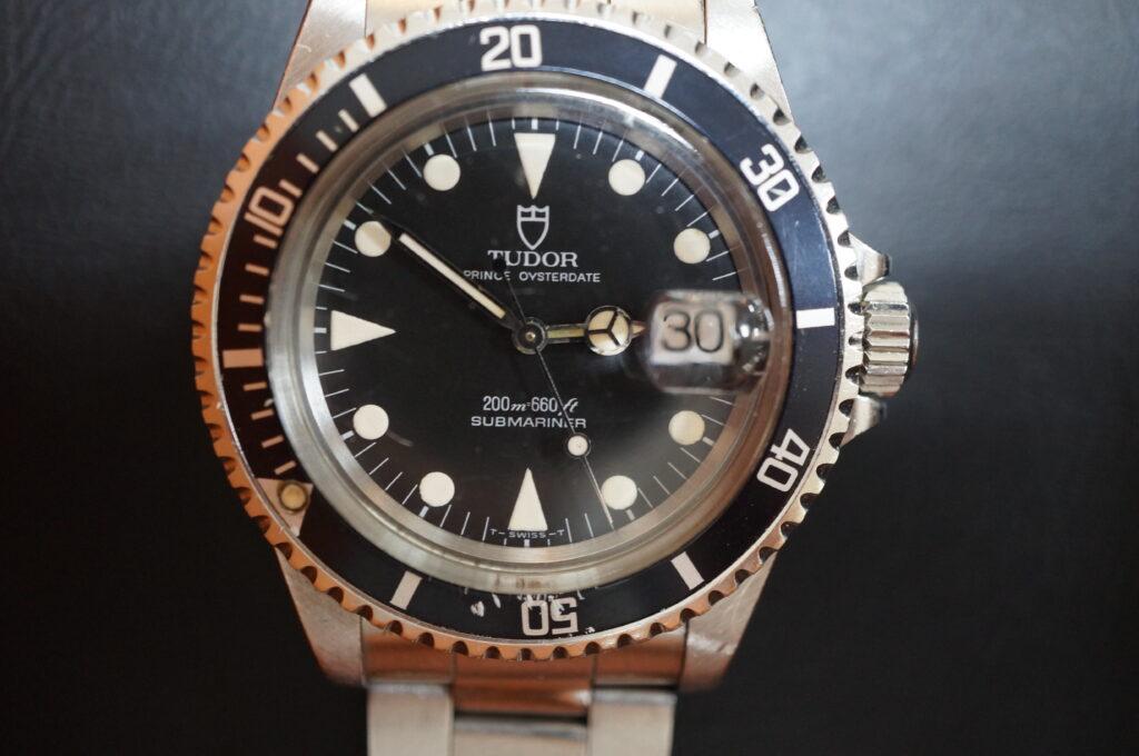 No.2240  TUDOR  (チュードル ) 自動巻き腕時計を修理しました