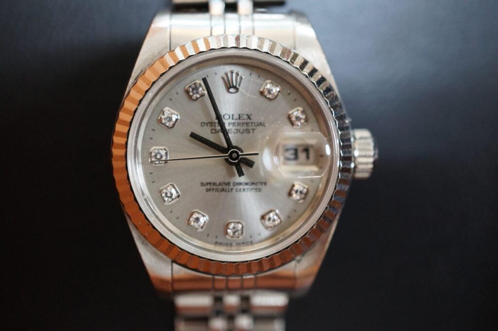 No.2256  ROLEX  (ロレックス ) 自動巻き腕時計を修理しました