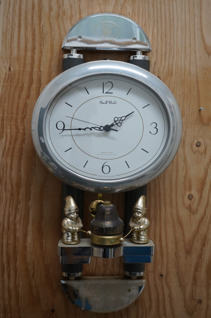 No.2270  CITIZEN  (シチズン ) 掛け時計を修理しました