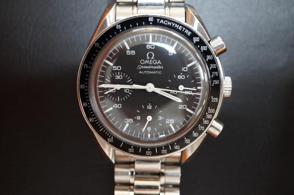 No.2272  OMEGA Speedmaster (オメガスピードマスター) 自動巻き 腕時計を修理しました